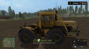Трактор KIROVETS K700A ALT