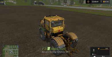 Трактор KIROVETS K700A ALT для игры Фермер Симулятор 2017