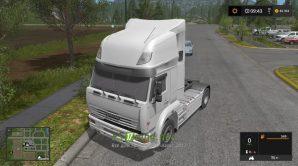 Тягач KAMAZ 5410 RX 15 для FS 17