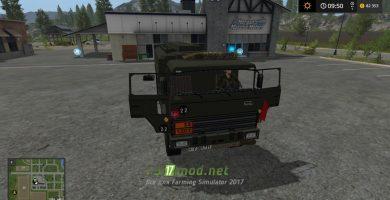 Мод BW ROAD TANKER 18000 для Farming Simulator 2017
