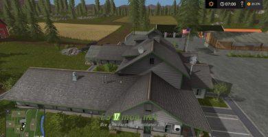 Ваш новый дом в игре FS 2017