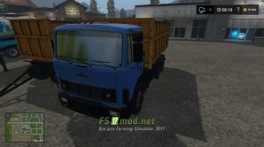 MAZ 5516