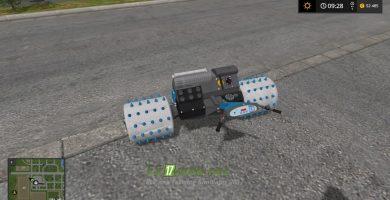 Мотоблок-косилка