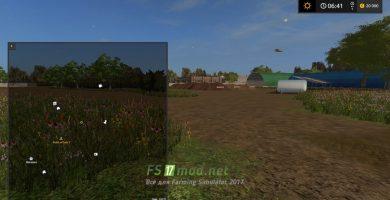 Карта LA GRANDE FRANCAISE для игры Фермер Симулятор 2017