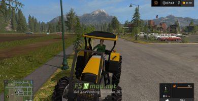 Трактор VALTRA A750