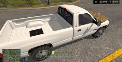 Автомобиль 1994 DODGE RAM 2500 SECOND GEN CUMMINS для игры Симулятор Фермера 2017