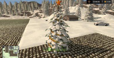 Мод CHRISTMAS TREE