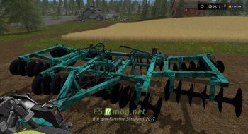 БДП 6.3 для Farming Simulator 2017