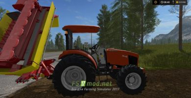 Bomford Triblade для FS 17