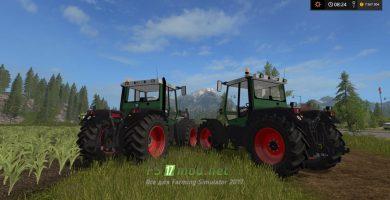 Fendt Xylon FS 17