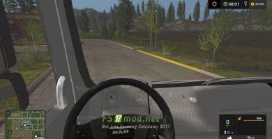 МAN TGA 28.430 SERVICE TRUCK вид с кабины