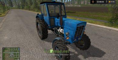 Мод на МТЗ 82 для игры Фермер Симулятор 2017