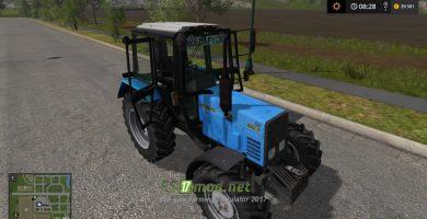 Трактор МТЗ 892.2 БЕЛАРУС