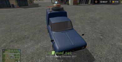 Автомобиль IZH 2715