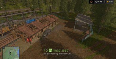 Карта «СЕЛО МОЛОКОВО» для игры Фермер Симулятор 2017