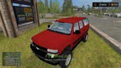 Автомобиль SUBURBAN 2005 ZR1 CONVERTED для игры Симулятор Фермера 2017