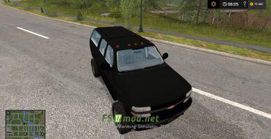 Автомобиль SUBURBAN 2005 ZR1 CONVERTED