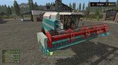 Комбайн LAN для Farming Simulator 2017
