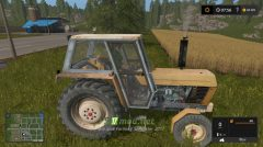 Трактор URSUS 902 YELLOW для Farming Simulator 2017