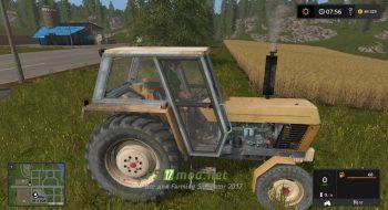 Трактор URSUS 902 YELLOW для Farming Simulator 2017