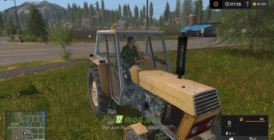 Трактор URSUS 902 YELLOW