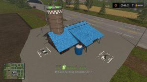 """Мод """"Производство удобрений"""" для Farming Simulator 2017"""