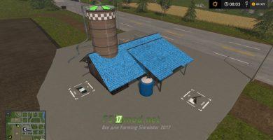 Мод «Производство удобрений» для Farming Simulator 2017