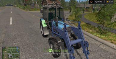 Модификация МТЗ 952