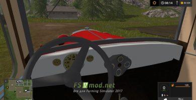 FORD AAA вид с кабины