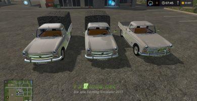 Автомобиль PEUGEOT 404