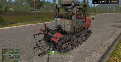 Мод на трактор HTZ Т-150