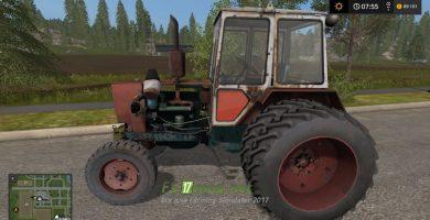 Трактор UMZ 6KL