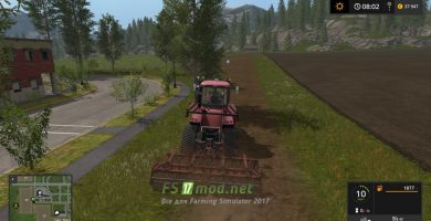 Мод АГД 4.5  для Farming Simulator 2017