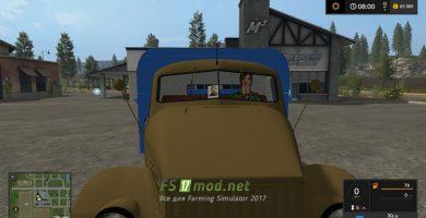 Мод на пак грузовиков ГАЗ