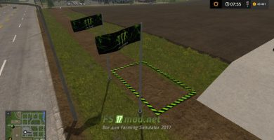 Monster energy fabrik