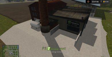 Мод Monster energy fabrik для игры