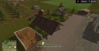 Карта WESTBRIDGE HILLS SEASONS для игры