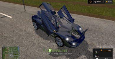 MCLAREN F1 SUPER CAR