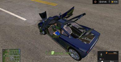 Автомобиль MCLAREN F1 SUPER CAR
