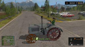 Трактор SHTS 15-30