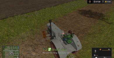 Трактор SHTS 15-30 для игры Фермер Симулятор 2017