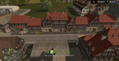 Карта ZURZACH MAP WITH PRODUCTIONS для игры Симулятор Фермера 2017