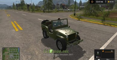 Мод для JEEP WILLYS