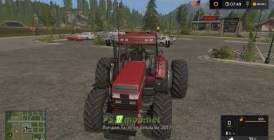 Мод на трактор CASE MAGNUM 7250 для игры Симулятор Фермера 2017