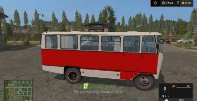 Автобус Кубань