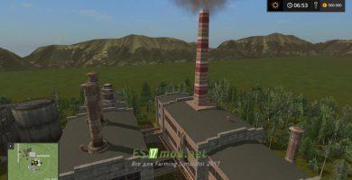 Силосный завод