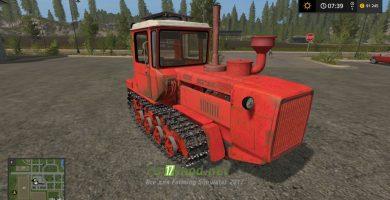 Мод на ДТ-175 для игры Farming Simulator 2017