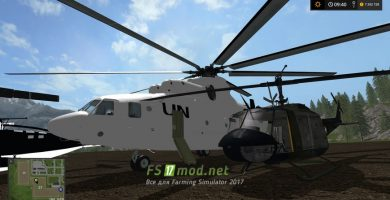 helicopter mods