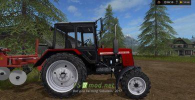 МТЗ-820 mods