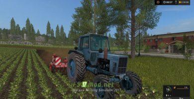 mtz dlja farming simulator